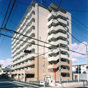 大阪市 都島中住宅